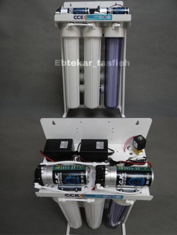 دستگاه تصفیه آب نیمه صنعتی C.C.K